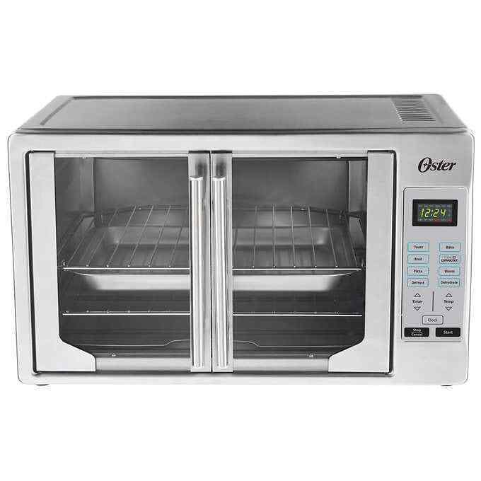 Oster Digital French Door Countertop Oven - Brand New! - Fre