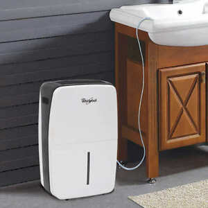 Whirlpool Energy Star 70 Pint Dehumidifier With Pump