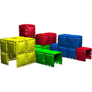 Brik-A-Blok - 60 Panel Set - Kids Fort
