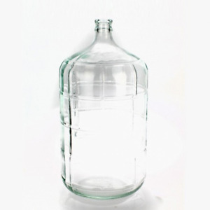 19 L Glass Carboys, Good for Wine/Beer/Cider Making 8 Available