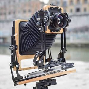 Large Format Camera 4x5 and 8x10