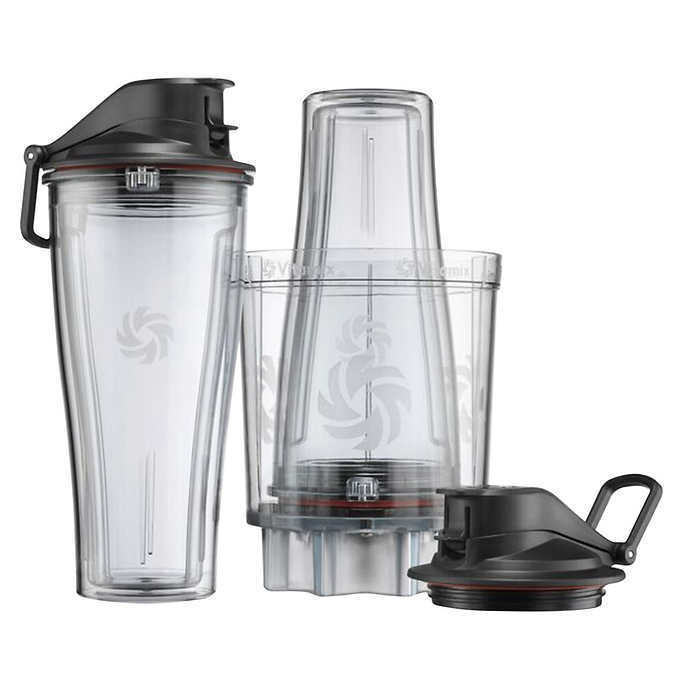 Vitamix Personal Cup and Adapter, Clear