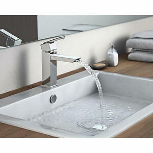 new water ridge bathroom faucet