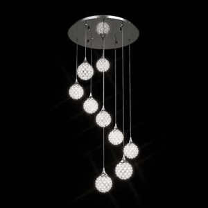 9 Light Chandeliers | Buy or Sell Indoor Home Items in Mississauga ...
