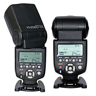 Вспышки YONGNUO YN560 III Wireless Flash