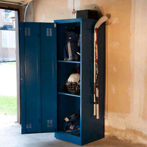 Sports Locker for Equipment (Storage, Drying, Odor-eliminating)