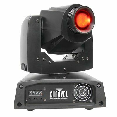 Chauvet DJ Intimidator Spot 150 LED DMX Moving Head Yoke Lighting Light Effect