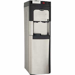 Estratto Bottom Loading Stainless Water Cooler with Coffee Maker Kingston Kingston Area image 4