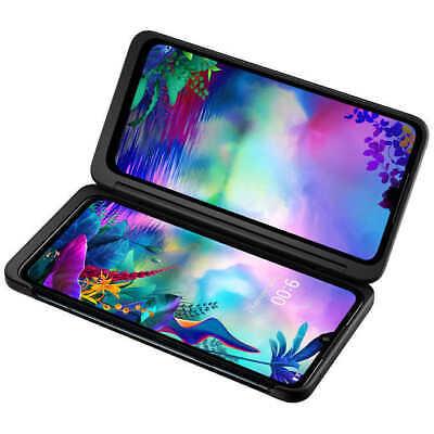 LG G8X ThinQ Dual Screen LM-G850QM 128GB Factory Unlocked Smartphone