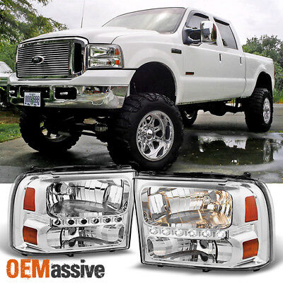 For Ford Super Duty Upgrade 99 00-07 Roof Moldings Left Driver /& Right Passenger