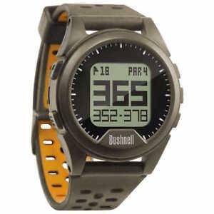 Bushnell Neo iON Grey and Orange Golf Watch GPS