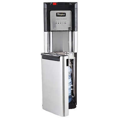 Whirlpool Self Cleaning Max Stainless Steel Bottom Load Water Cooler NO TAX