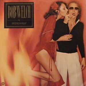 BOB WELCH Vinyl LP 1978 *Ebony Eyes* - *Sentimental Lady*