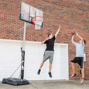 Spalding 132 cm (52 in.) Portable Basketball System