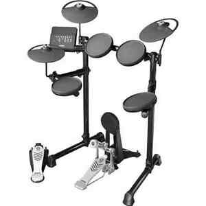 Yamaha DTX430K Electronic Drum Kit/Set & All Accessories