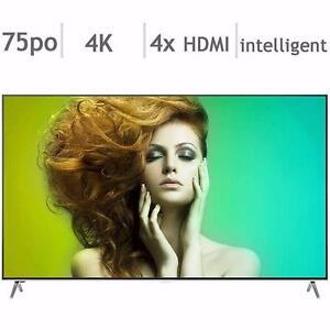 Télévision DEL 75'' LC-75N8000U 4K UHD 120Hz Smart Sharp