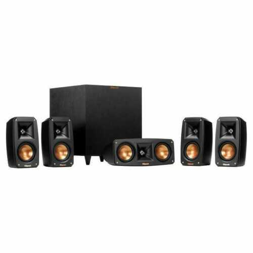 Klipsch Reference Theater Pack 5.1 Surround System