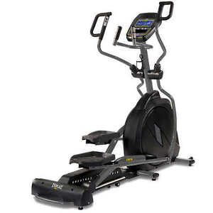 Everlast EV918 Light Commercial Elliptical with Power Incline