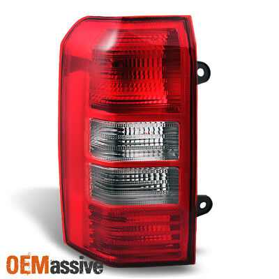 Fits 08 17 Jeep Patriot SUV Tail light Brake lamp Driver Left Side Replacement