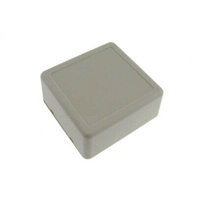 Plastic Abs Project Box Enclosure With Cover 60x58x28mm - White