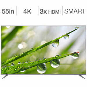 TV Haier 55UG6550G 55-in Chromecast 4K LED – TAX IN!!!!!