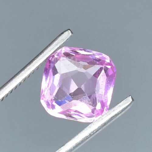 AAA+ 4.70 Ct Excellent Quality Natural Pink Morganite Loose gemstone Certified