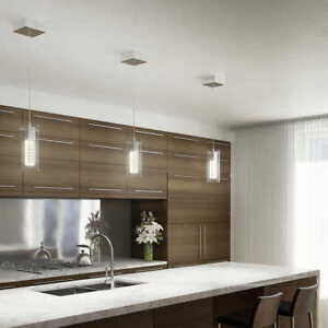 1-light LED Dimension Pendant