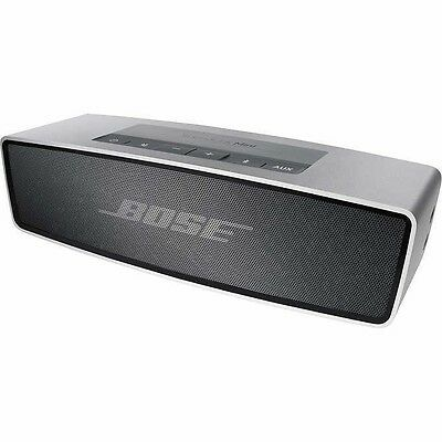 Bose SoundLink Mini Bluetooth Speaker  Pearl Wireless Ultra-compact Portable