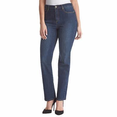 Gloria Vanderbilt Ladies' Amanda Stretch Denim Jeans – BLUE (Select Size)