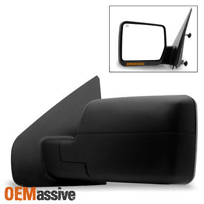 - Fit 2004-2006 Ford F150 Power Heated Driver Side Mirror w/Build-in LED Signal