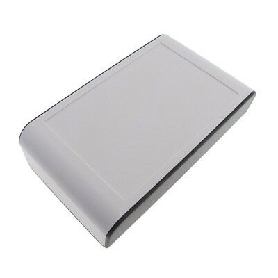 Plastic Abs Project Box Enclosure Hand Held Cover 110x65x28mm - White