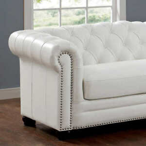 Leather Sofa and Loveseat - BRAND NEW