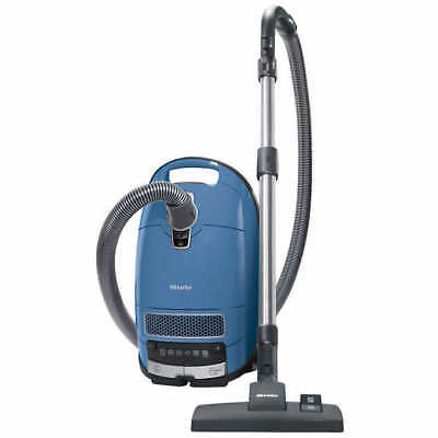 NEW - Miele C3 Complete Canister Vacuum Cleaner, Mystique Blue