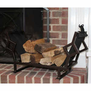 Firewood Carrier and Rack