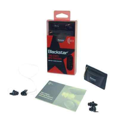 Blackstar ACS High Fidelity Ear Plug Hearing Protectors hearing protection for sale  Shipping to India