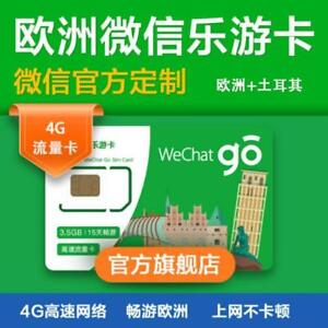 Weekly Promotion !  EUROPEAN TRAVELLING SIM CARD 15-Day 3.5GB @4G/LTE  $28 (was$69.99)