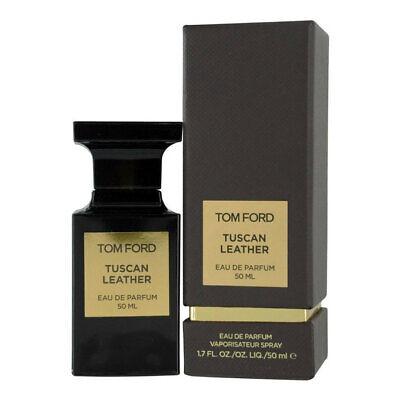 Tom Ford TUSCAN LEATHER Perfume Eau De Parfum 50ml / 1.7oz New Sealed