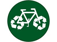 bikes wanted for recycling , Local service, free uplift