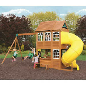 Cedar Play Set Kijiji In Ontario Buy Sell Save With Canadas