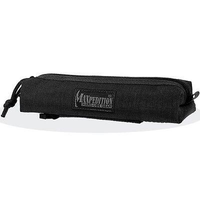 "Maxpedition MX3301B Cocoon Pouch Black Measures 8"" x 2"" Low-Pro Carry Case"