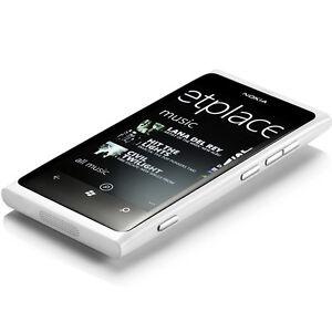 New Nokia Lumia 800 16GB 3G WIFI Windows 8MP Unlocked Mobile Phone White