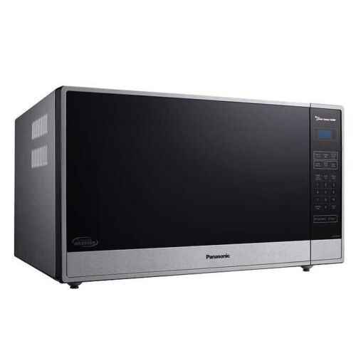 Panasonic 2.2CuFt Family Countertop Microwave Oven Cyclonic