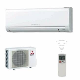 Mitsubishi MUZGL25VGD 2.5kw Split System Air Conditioner