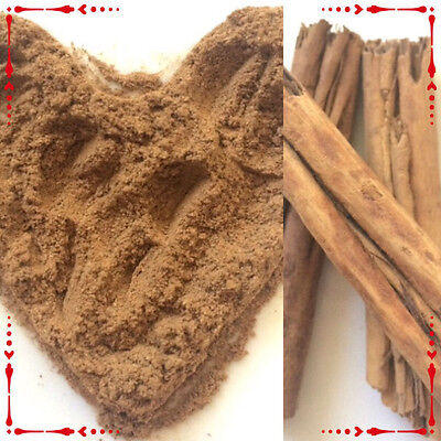 100% Pure True Cinnamon, Sri Lankan Cinnamon Verum