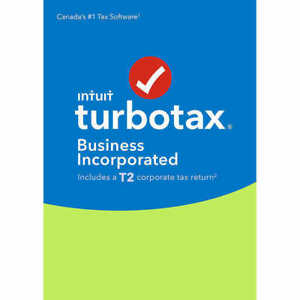 TurboTax Business Incorporated 2017/2018