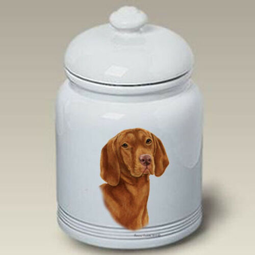 Vizsla Ceramic Treat Jar TB 34052