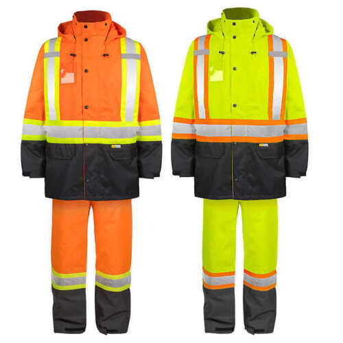 *New* Holmes HI-VIS Industrial Grade Rain Suit | Jacket & Pants options