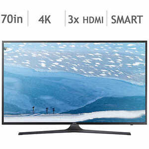 """Interested in buying a 70"""" 4k samsung tv"""