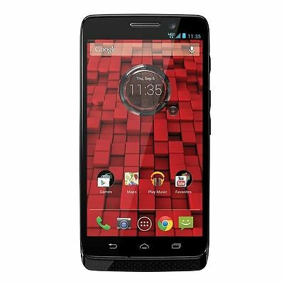 NEW Motorola Droid Mini XT1030 16GB Sombre Verizon LTE 4G ANDROID Smartphone Box