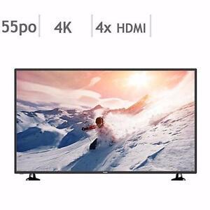 Haier – Téléviseur DEL 4K Ultra HD 55 po 55E5500U